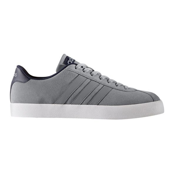 adidas Court Vulc Mens Fw Grey