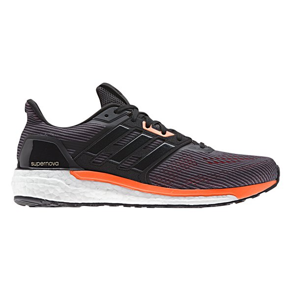 adidas Supernova Mens Run Black