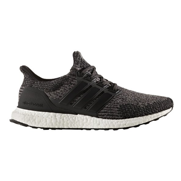 adidas UltraBOOST Men's Running Shoe, Black
