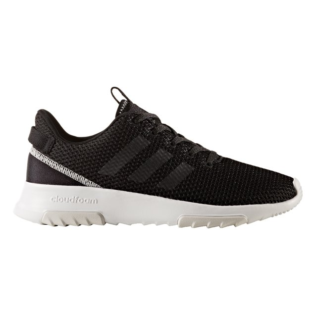 adidas cloudfoam trainers women black