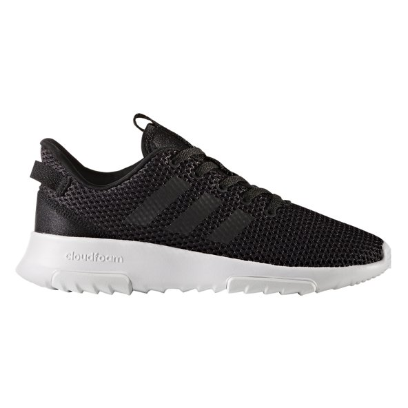 adidas Cloudfoam Racer Kid Boys Fw Black