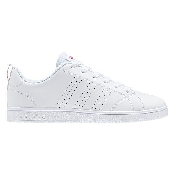 adidas Advantage Kids Girls Fw White