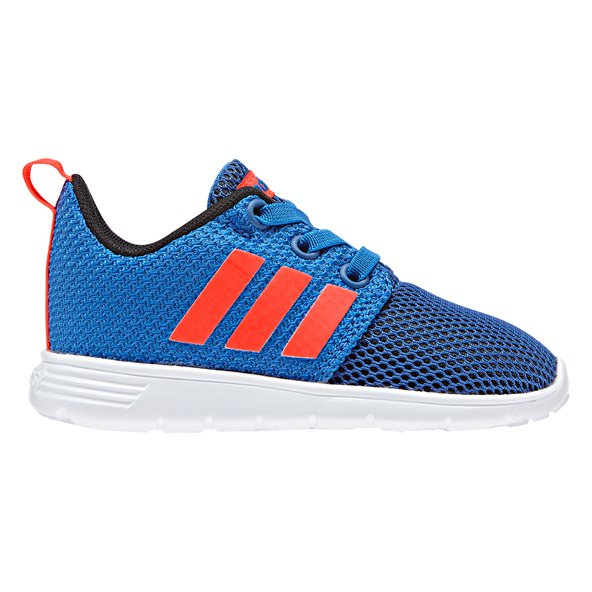 adidas Swifty Infant Boys' Trainer, Blue