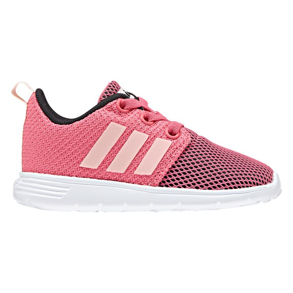 adidas Swifty Infant Girls' Trainer, Pink