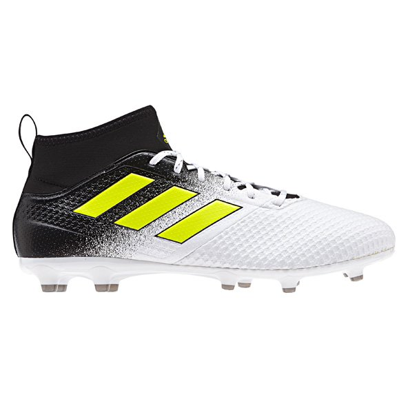 adidas ACE 17.3 FG Football Boot, White