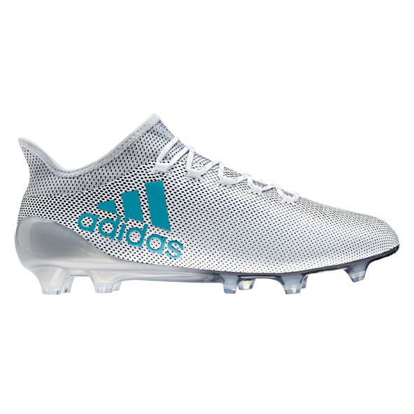 adidas X 17.1 FG Football Boot, White