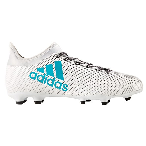adidas X 17.3 FG Football Boot, White