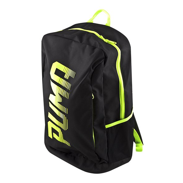 Puma Deck Backpack Black/Yellow
