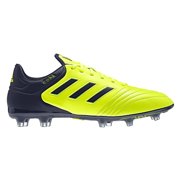 adidas Copa 17.2 FG Football Boot, Yellow