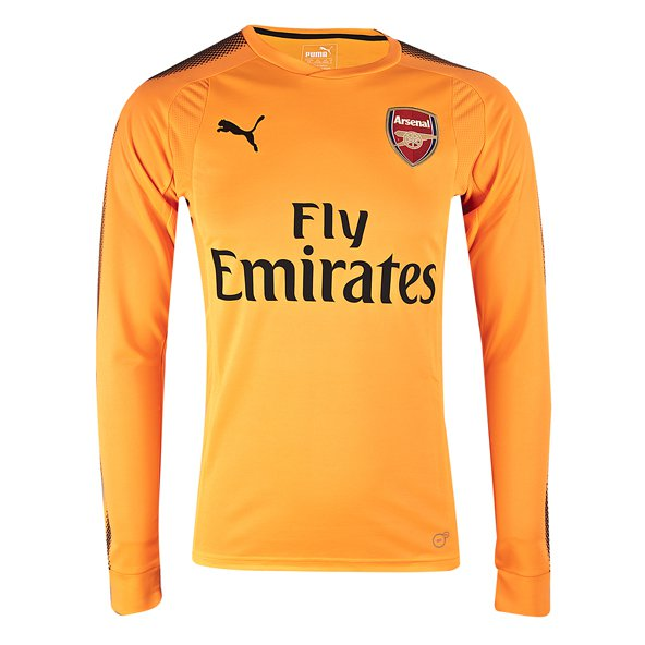 Puma Arsenal Away GK 17 Jersey Orange