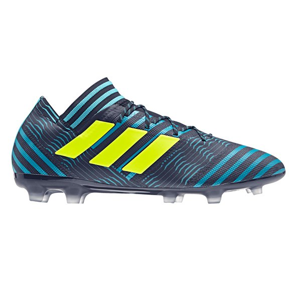 adidas NEMEZIZ 17.2 FG Football Boot, Black