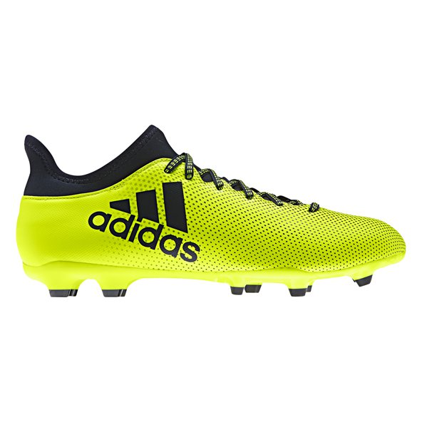 adidas X 17.3 FG Football Boot, Yellow