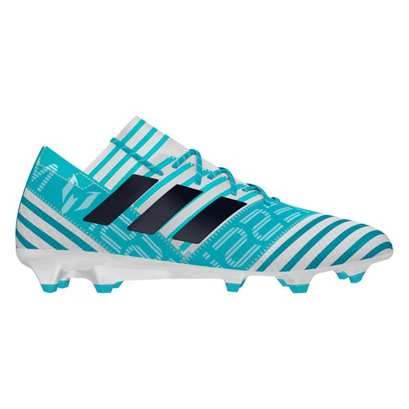 adidas NEMEZIZ Messi 17.1 FG Football Boot, White
