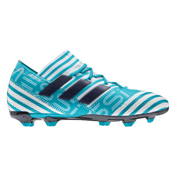 adidas NEMEZIZ Messi 17.1 Kids FG Football, White