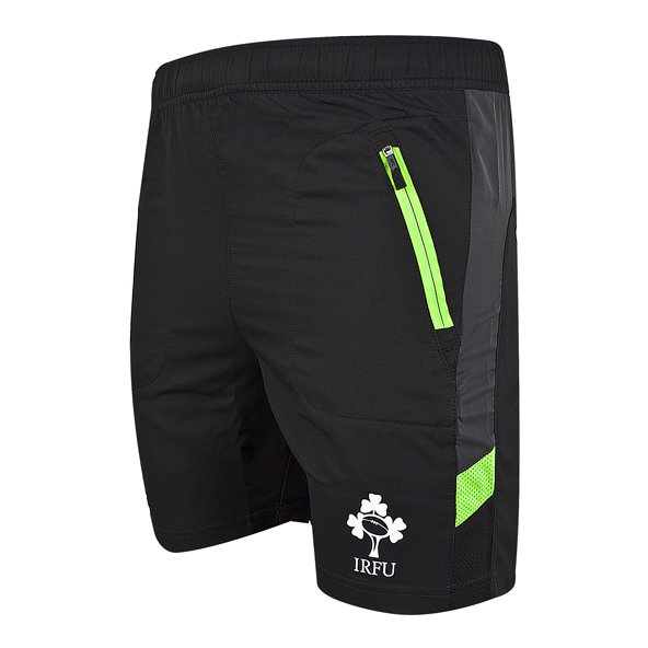 Canterbury IRFU 17 Kids Gym Short Black