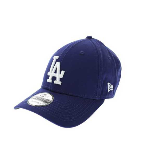 New Era 9Forty LA Dodgers Baseball Cap, Blue