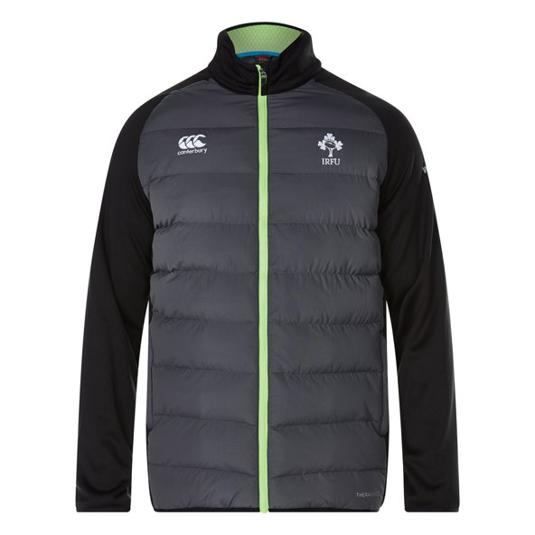 Canterbury IRFU 2017/18 Hybrid Jacket, Grey