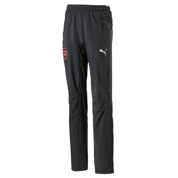 Puma Arsenal 17 Kids Training Pant Grey