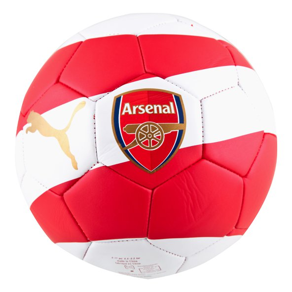 Puma Arsenal 2017/18 Supporter Ball, Red
