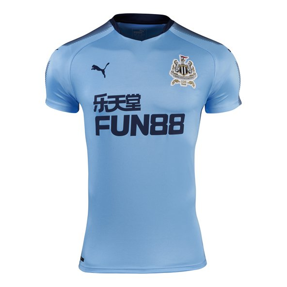 Puma Newcastle Away 17 Jersey Blue