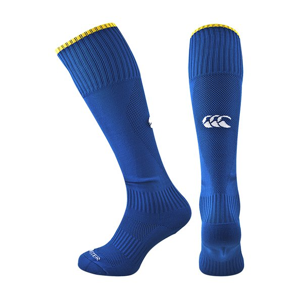 Canterbury Leinster Home 17 Socks Blue
