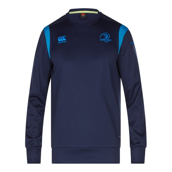 Canterbury Leinster 17 Crew Top Navy