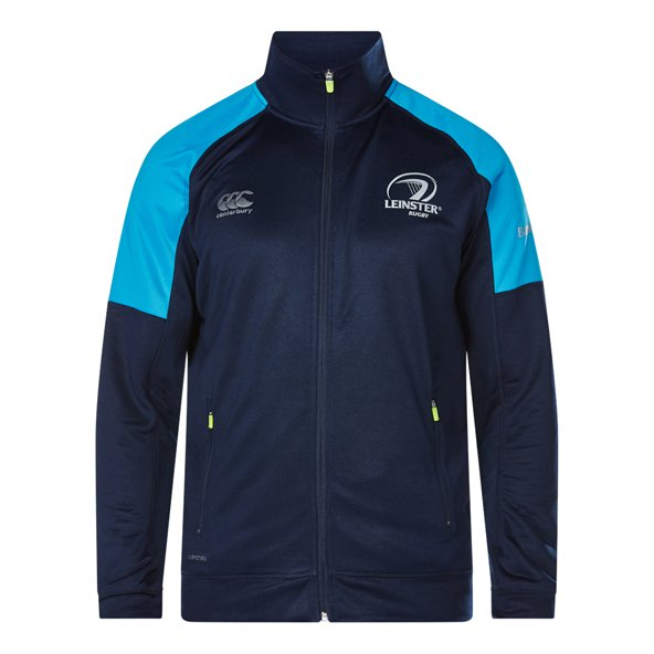 Canterbury Leinster 2017/18 Track Jacket, Navy