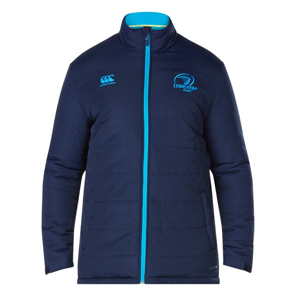 Canterbury Leinster 2017/18 Padded Jacket, Navy