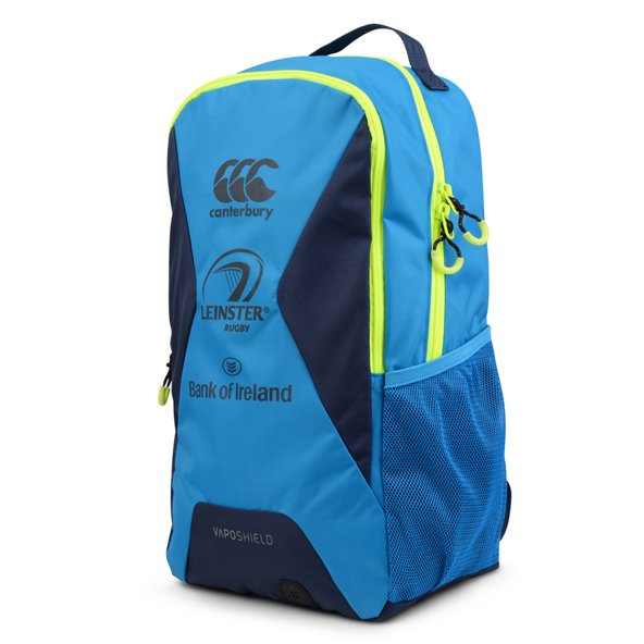 Canterbury Leinster 17 Backpack Blk/Blue