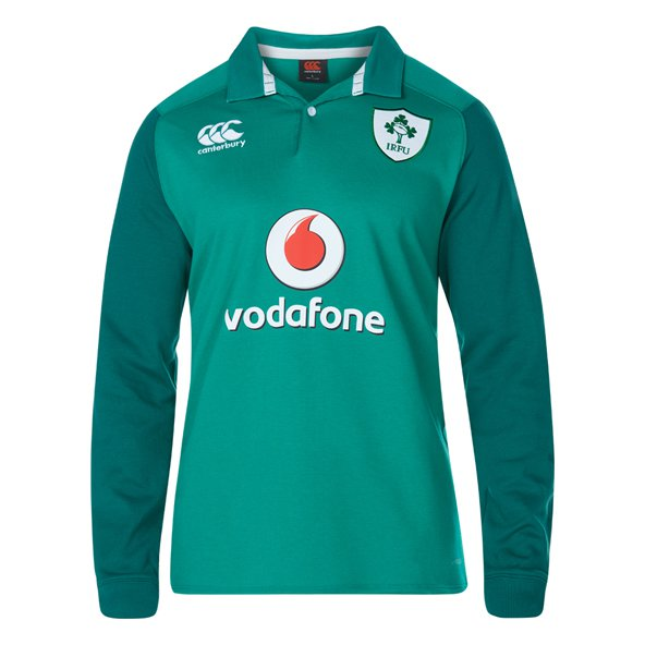 Canterbury IRFU Hm 17 Classic LS Jers Gr