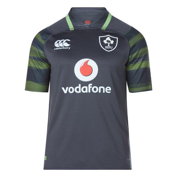 Canterbury IRFU 2017 Kids' Alternative Pro Jersey, Grey