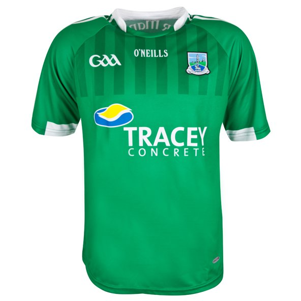 O'Neills Fermanagh 2017 Kids' Home Jersey, Green