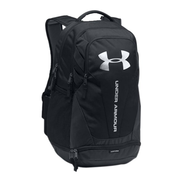 UA Hustle 3.0 Backpack Black