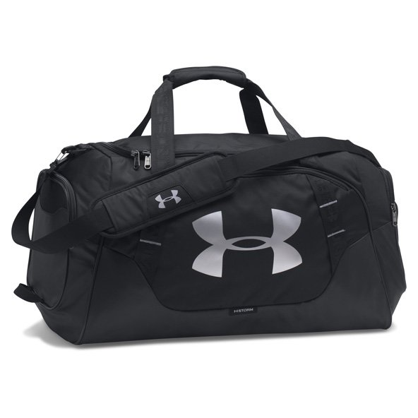 Under Armour® Undeniable 3.0 Medium Duffel Bag, Black