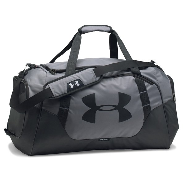 Under Armour® Undeniable 3.0 Medium Duffel Bag, Grey