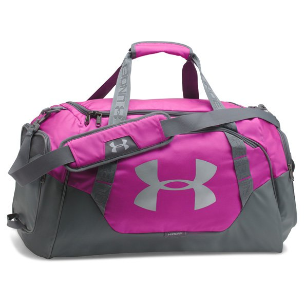 Under Armour® Undeniable 3.0 Medium Duffel Bag, Pink