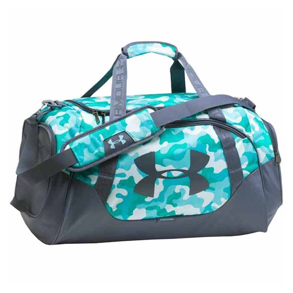 UA Undeniable 3.0 Medium Duffel Bag, Green