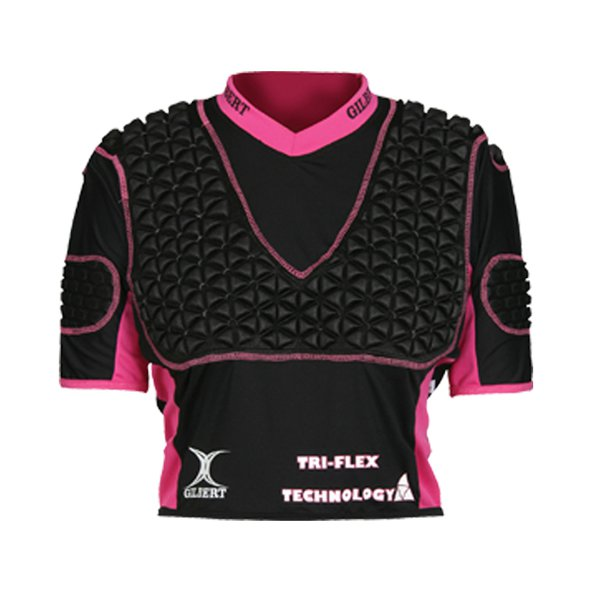 Gilbert Triflex XP3 Protect Wmn Top Blk