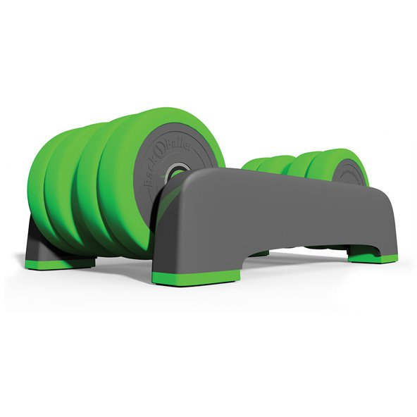 BackBaller Foam Roller, Green