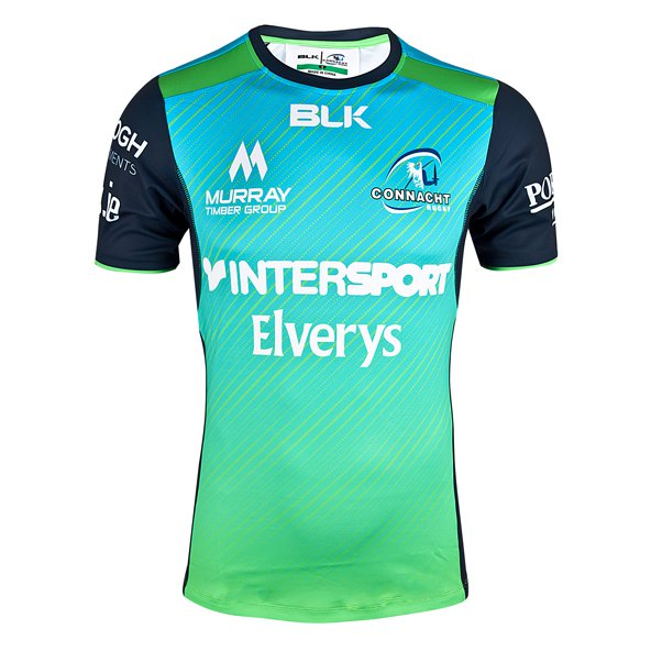 BLK Connacht 17 Training Jersey Navy