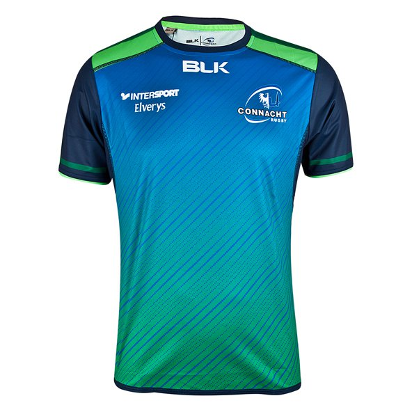 BLK Connacht 17 Training Tee Blue