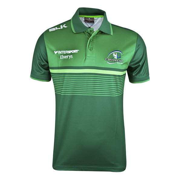 BLK Connacht 17 Team Polo Green