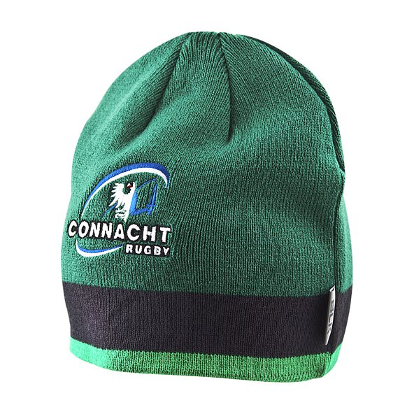 BLK Connacht 17 Beanie Green