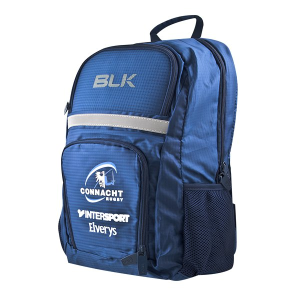 BLK Connacht 17 School Backpack Navy