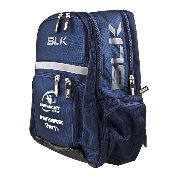 BLK Connacht 17 Team Backpack Navy