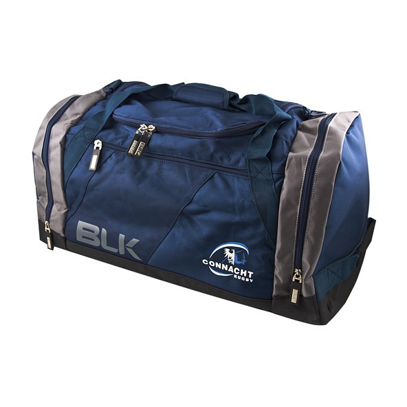 BLK Connacht 17 Gear Bag Navy
