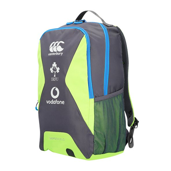 Canterbury IRFU 17 Backpack Grey