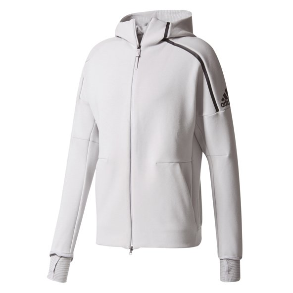adidas Z.N.E. 2 Men's Hoody, Grey