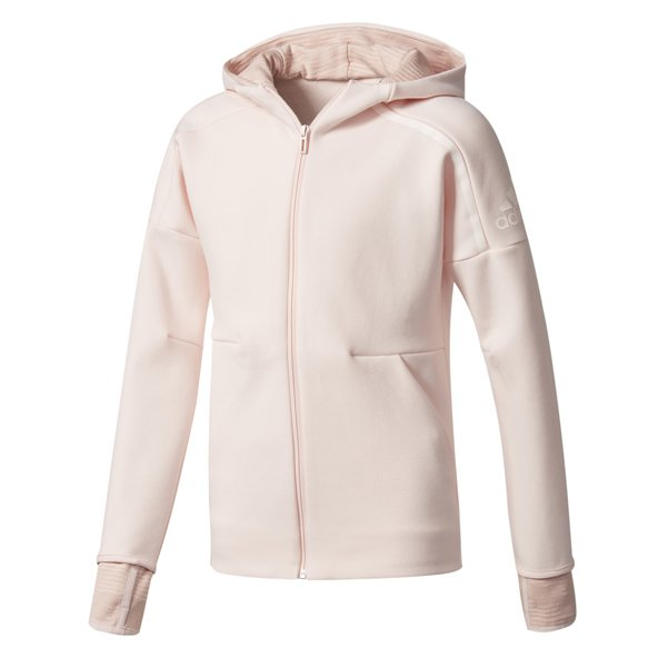 adidas ZNE Pulse Girls Hoody Pink