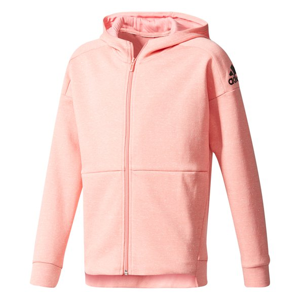 adidas ID Stadium Girls FZ Hoody Rose/Pnk